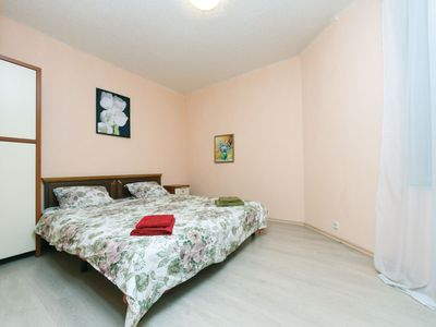 Photo for Cozy apartment on the blvd Shevchenko