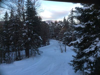 Photo for 2 NIGHT RENTALS WELCOME..1 MILE TO MT SNOW.  WALK to SHUTTLE AND MARKET WIFI