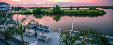 Waterfront Villa w/Deck-23 Miles to French Quarter