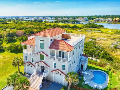 Photo for Book 2020 with 2019 PRICES!! Your Own Private Mini-Resort in North Topsail Beach