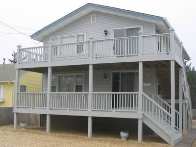 Photo for 6 homes from the beach! Newly remodeled bathrooms 2019! sleeps six! ( or more)