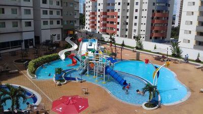 Photo for Riviera Park Thermas flats.