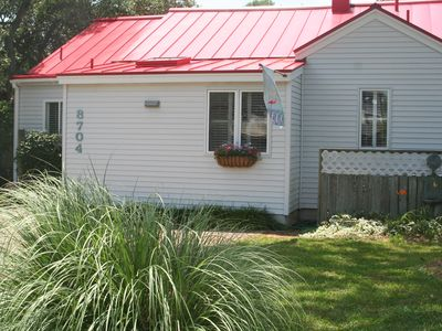 Photo for NORTH END! Flamingo Cottage - 1 block to beach, all linens, excellent reviews!