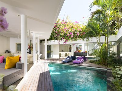 Photo for 2 Mins Walk to Seminyak Beach Villa La Sirena 2
