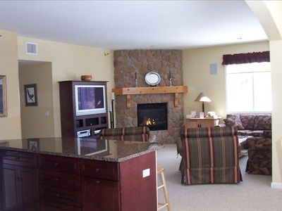 Photo for Smugglers Notch Resort - North Hill Luxury Condo