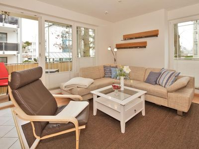 Photo for Comfortable apartment - beach access, two balconies, washing machine