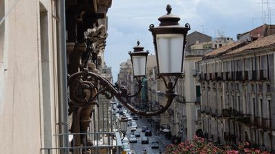 Photo for Sicilian glamour in the heart of the old city-center