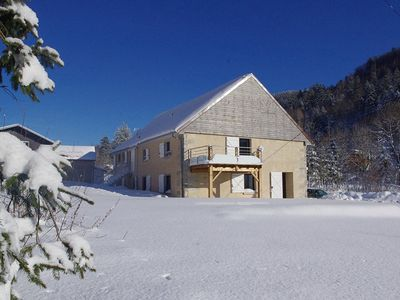 Photo for Apartment La Bresse 6 Pers. + baby - Altitude 800 m 2 km Ski slopes