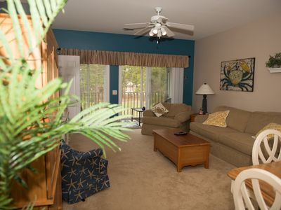 Photo for Can't get any better! Newly decorated Beauty/Golf Villa.  Fall in Love!