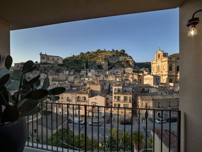 Photo for Platone, Luxury apartment with panoramic view