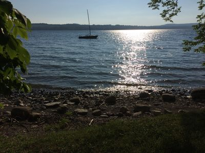 Photo for Beautiful Home On Skaneateles Lake