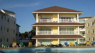 N3 is the whole top floor! We are right on the beach