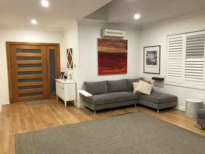 Photo for Bondi Beach 3BR, Family Retreat with parking