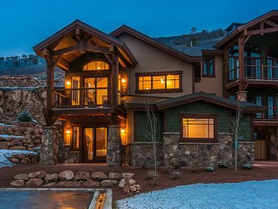 Photo for 20% Off 4-6 Nights at Fairway Villa 6! | Walk to Ski Gondola | Hot Tub | Concierge Services
