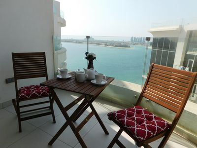 Photo for Gorgeous 1 BR Full Sea view apartment