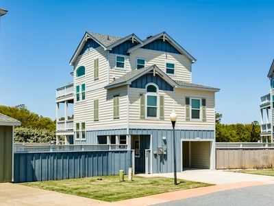 Photo for Solace By The Sea at Corolla Bay 4 Bedroom Home