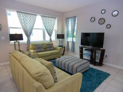 Photo for Luxury Town House located minutes away from all the Amazing Amusement parks like Disney-World and Universal Studios, Restaurants, Shopping centers and Highways Central Florida has to offer.