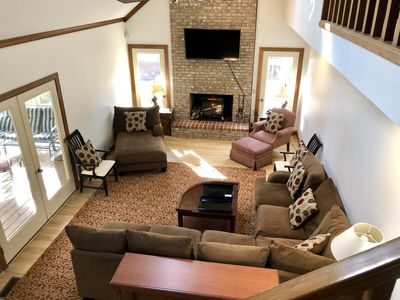 Photo for 5BR House Vacation Rental in Lookout Mountain, Georgia