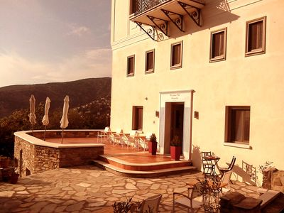 Photo for 8BR Country House / Chateau Vacation Rental in Portaria, Magnisia