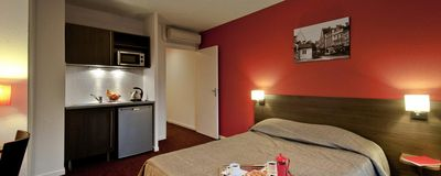 Photo for Aparthotel Adagio Access Poitiers - Studio 2 People Garden View