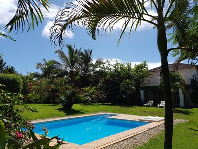 Photo for Entire villa with pool for 2 to 6 people