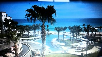 Photo for Presidential Suite accommodating 8 overlooking the Sea of Cortez