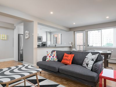 Photo for Charming 2BR in Downtown Montréal by Sonder