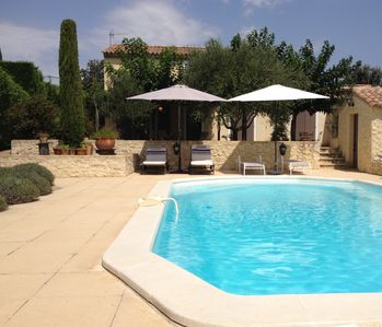 "Photo for GITE ""NEAR JASMIN"" with POOL and GARDEN near Vaison La Romaine"