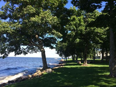 Photo for Pack Your Bags For A Relaxing Trip To Lake Mille Lacs in Spacious Villa 322