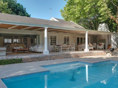 Photo for Spacious, social Constantia home
