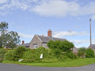 Photo for 2 bedroom accommodation in Chathill, near Beadnell