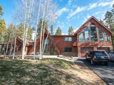 Photo for Large home 3 blocks off Main Street with Fabulous Ski Hill Views