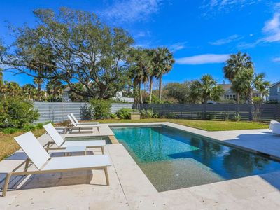 Photo for Private Pool, Ocean Views, Two Master Suites, Sun Deck & Steps to Beach from Modern, Renovated Home