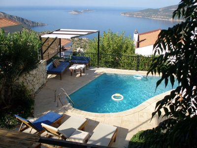 Photo for wonderful sea view with 3 bedrooms -villa kazi