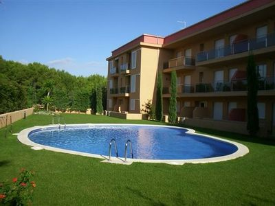 Photo for Apartment Golf Mar - Lovely Quiet Apartment Near the Forest