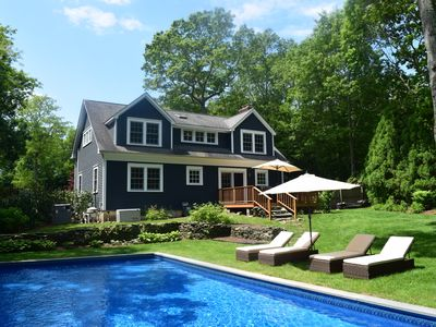 Photo for *Walk To Town & Beach*Pristine cottage w/pool-Great for families & entertaining!