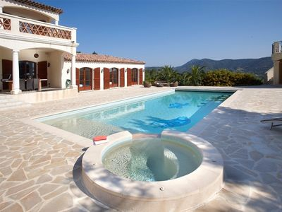 Photo for France Sainte-Maxime Villa 6 bedrooms