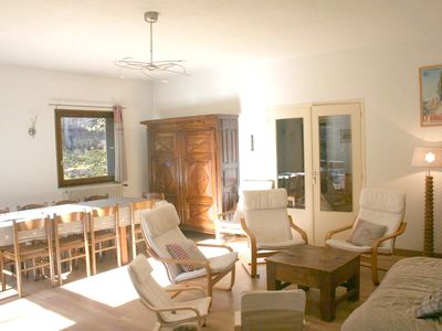 Photo for Homerez last minute deal - Amazing chalet with mountain view