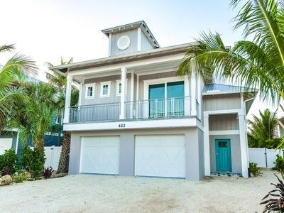 Photo for Beautiful NEW Home featuring EN SUITE BATHROOM for every bedroom- Walk to Beach!