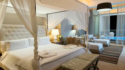 Photo for Luxurious Grand Luxxe Spa Tower 2 BR, 2.5 villa, 50% Golf, 2 for 1 Massage