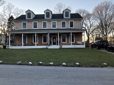Photo for New construction walk to bay beaches family community in Sag Harbor
