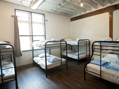 Photo for Group Studio that Sleeps 8 located 1-block off Lower Broadway