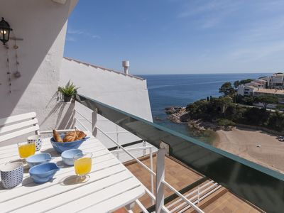 Photo for APARTMENT BEACH CALA SALIONS