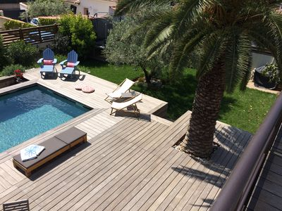 Photo for Very nice Villa South Spirit and Fare Niente, with family or friends