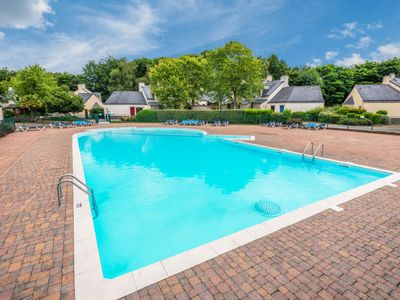 Photo for Vacation home Les Cottages du Golf in Ploemel - 5 persons, 2 bedrooms