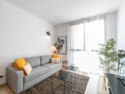 Photo for Spacious and bright apartament in Republica Argentina ideal for couples