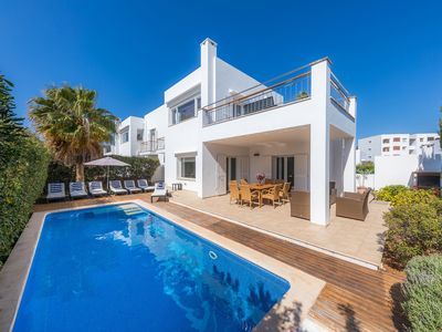 Photo for Fantastic Villa with Pool, Rooftop Terrace, Air Conditioning and Wi-Fi
