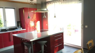 Photo for Contemporary cottage between Ubaye and Durance overlooking the lake of Serre Ponçon 2