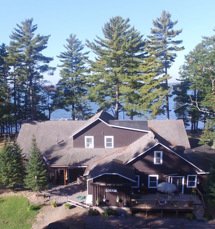 Www Rental Homes: WATERFRONT CABIN WITH OUTDOOR BAR BIG ST GERMAIN LAKE