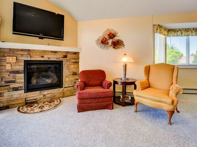 Photo for Three Bedroom Condo with Golf Course and Mountain Views at Bretton Woods !